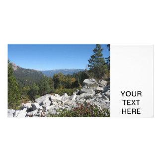 Sierra Nevada Mountains Photo Cards