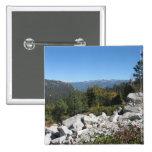 Sierra Nevada Mountains Pinback Buttons