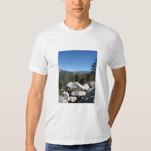 Sierra Nevada Mountains T Shirt