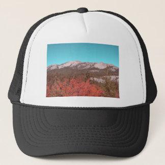 Sierra Nevada Mountains Trucker Hat