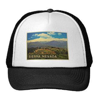 Sierra Nevada Spain Trucker Hat