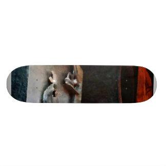 Sierra para metales skateboards