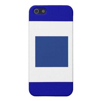 Sierra (S) Signal Flag iPhone SE/5/5s Case