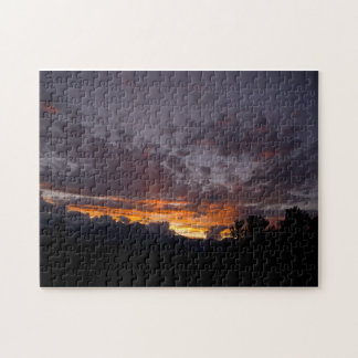 Sierra Sunset 2 Jigsaw Puzzle