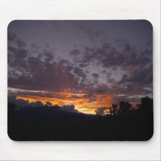 Sierra Sunset Mousepad