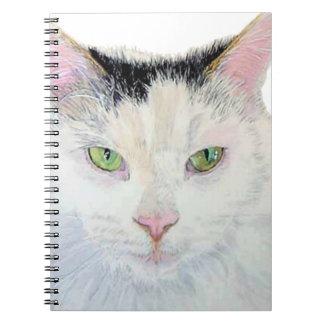 Sierra the Cat Notebook
