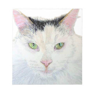 Sierra the Cat Notepad