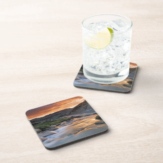 Sierra Wave over Yosemite Drink Coaster