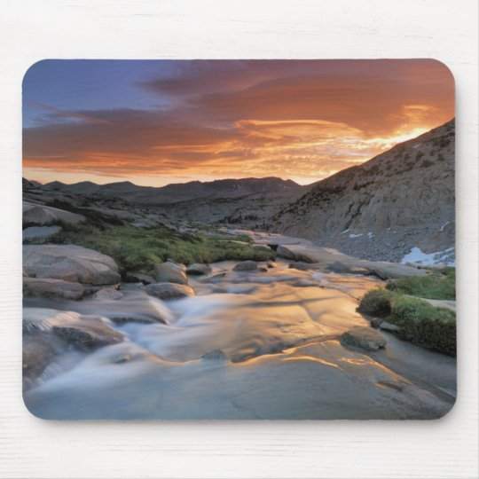 Sierra Wave over Yosemite Mouse Pad