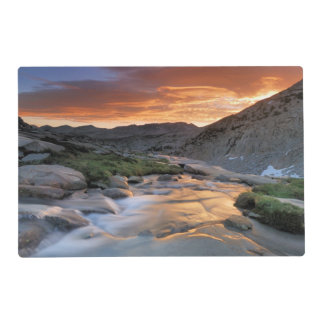 Sierra Wave over Yosemite Placemat