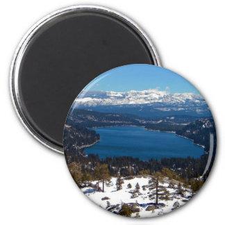 Sierras del lago Donner altas Iman