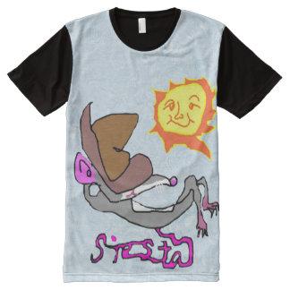 Siesta All-Over Print Shirt