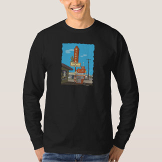 Siesta Apartments on Route 66 T Shirt