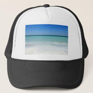 Siesta Beach Gulf Coast Trucker Hat