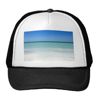 Siesta Beach Gulf Coast Trucker Hat