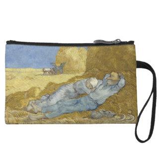 Siesta de Van Gogh después del mijo