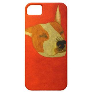 siesta del perrito funda para iPhone SE/5/5s
