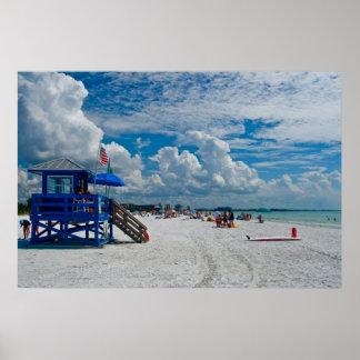 Siesta Key Beach Posters