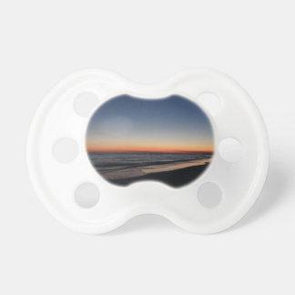 Siesta Key Beach Sunset Pacifier