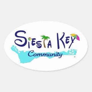 Siesta Key Community Sticker
