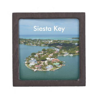 Siesta Key, Florida Gift Box