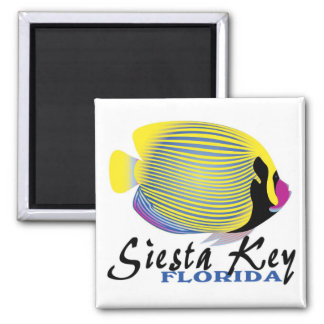 Siesta Key Florida tropical fish magnet