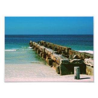 Siesta Key Pier Photo Print