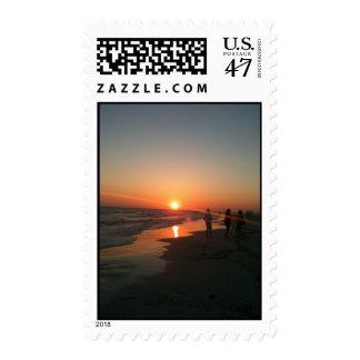 Siesta Key Sunset Postage