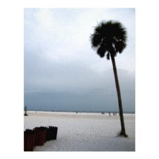 Siesta Keys Beach Letterhead