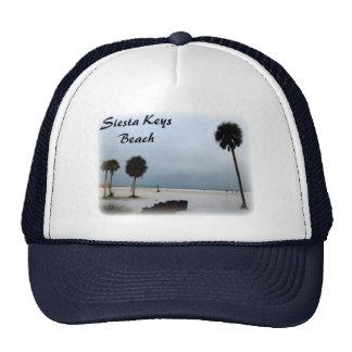 Siesta Keys Beach Trucker Hat