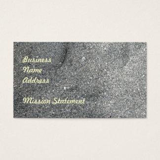 Siesta Keys Sand & Beach Themed Merchandise Business Card