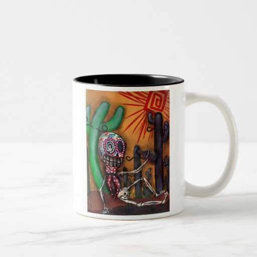 Siesta Two-Tone Coffee Mug