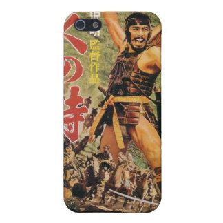 Siete caso del iPhone 4 de Kurosawa del vintage de iPhone 5 Funda