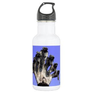 Siete dirigieron el Naga, Tailandia Botella De Agua