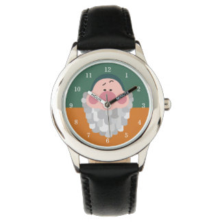 Siete enanos - cuerpo tímido del carácter relojes de pulsera