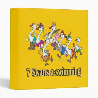 """siete navidad del día de la uno-natación de los ci carpeta 1"""""""