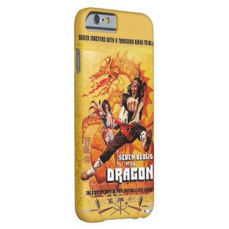 Siete soplos del dragón funda para iPhone 6 barely there