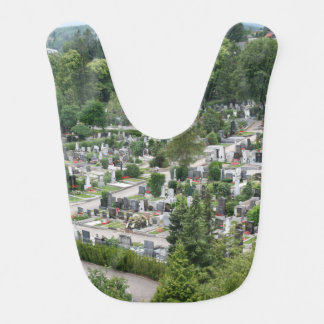 Sieveringer Friedhof Baby Bib