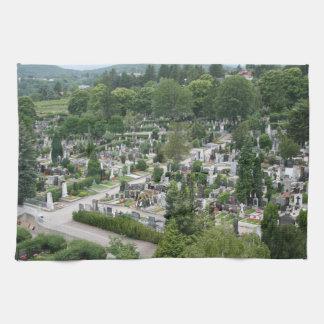 Sieveringer Friedhof Kitchen Towels