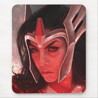 Sif After Battle Mouse Pad