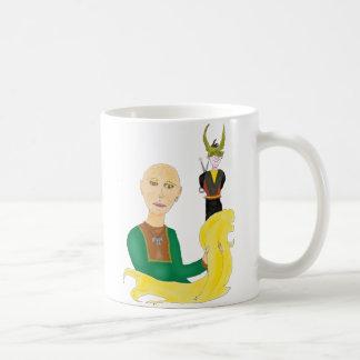 Sif and Loki Mug