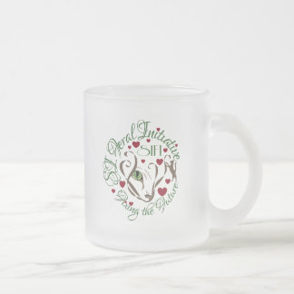 "SIFI ""get a little cozy in LOVE"" Frosted Mug"
