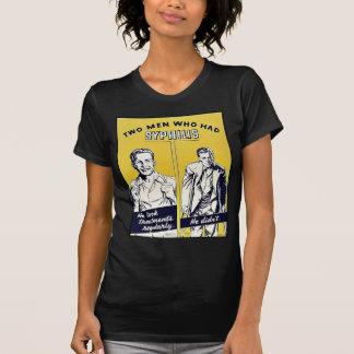 Sífilis Camisetas