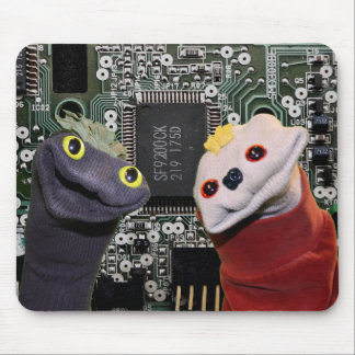Sifl and Olly Hi-Tech Mousepad