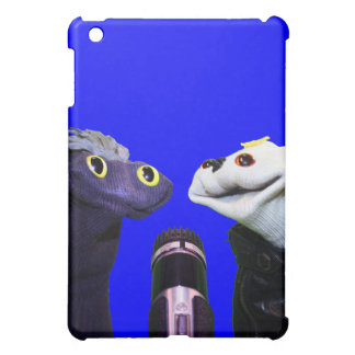 Sifl and Olly iPad Cover
