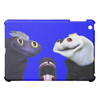 Sifl and Olly iPad Cover (Horizontal)