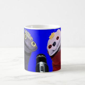 Sifl and Olly Mic Mug