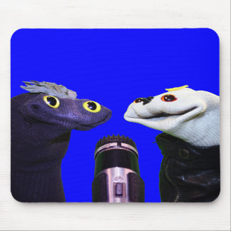 Sifl and Olly Mousepad (Vertical)