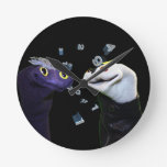"Sifl and Olly ""Space & Time"" Clock"