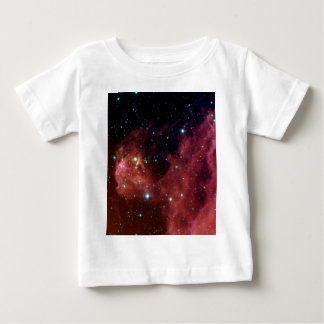 sig07-006 Red dust sky cloud Baby T-Shirt